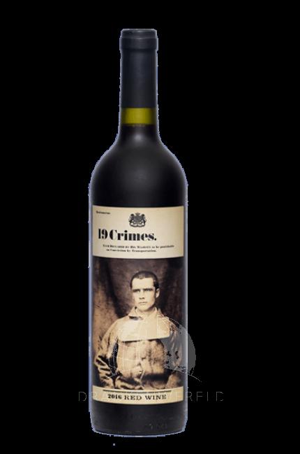19 Crimes Rode Wijn