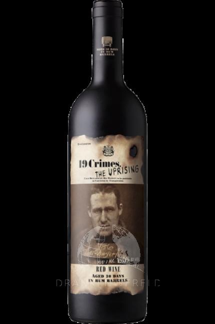 19 Crimes The Uprising Rode Wijn