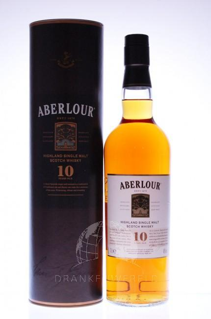 Aberlour Single Malt Whisky 10 Years
