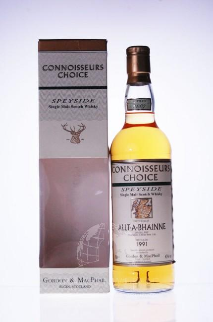 Allt-A-Bhainne 14 Years Single Malt Whisky