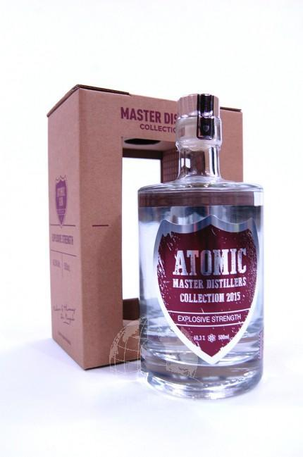Atomic Gin Master Distiller 2015