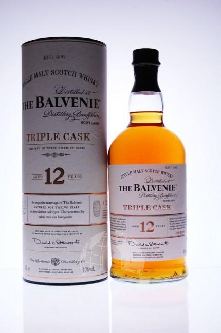 Balvenie Triple Cask 12y whisky 1L