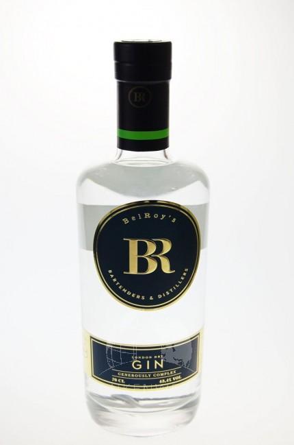 BelRoy's London Dry Gin
