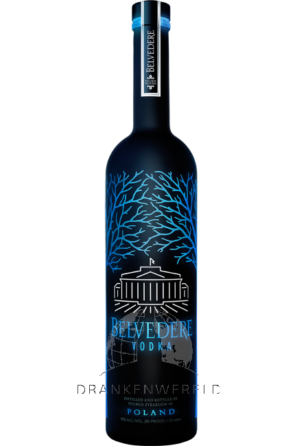 Belvedere Midnight Saber Magnum Vodka