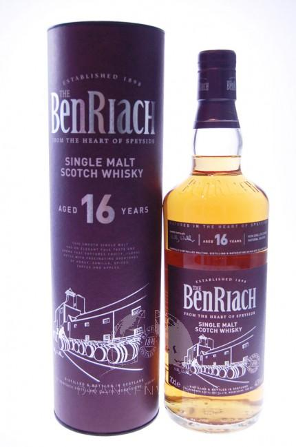 Benriach 16 Years Single Malt Whisky