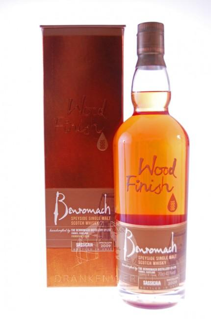 Benromach Sassicaia 2009 Single Malt Whisky