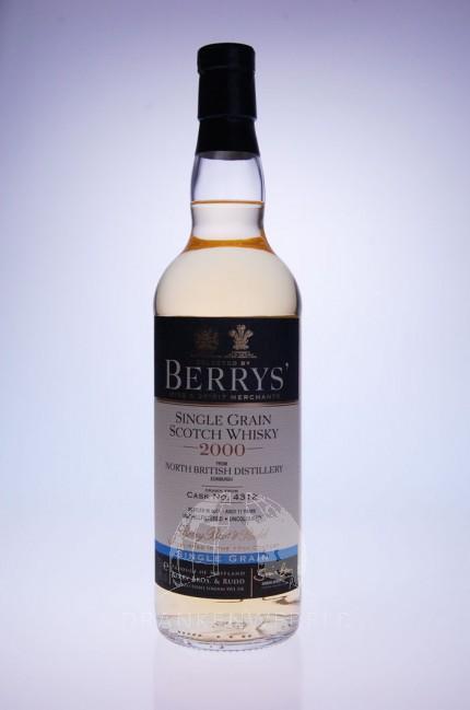 North British 2000 Single Malt Whisky