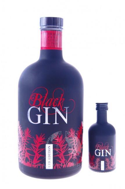 Black Gin Distillers Cut 2012 Mini
