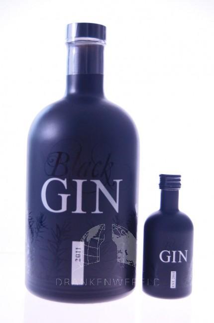 Black Gin 2011 Mini