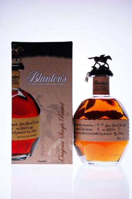 Blanton's Original Single Barrel Whiskey