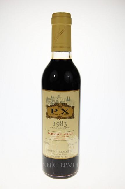 Dessertwijn Bodegas T° Albalá Gran Reserva 1983