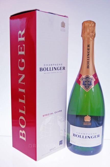Bollinger Champagne Cuvée Speciale