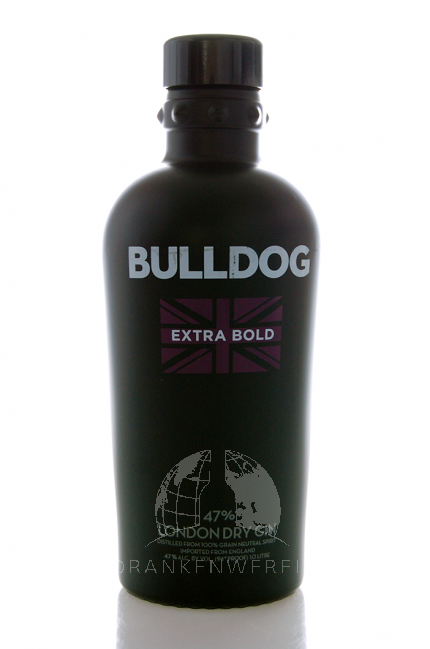 Bulldog Extra Bold Gin Liter