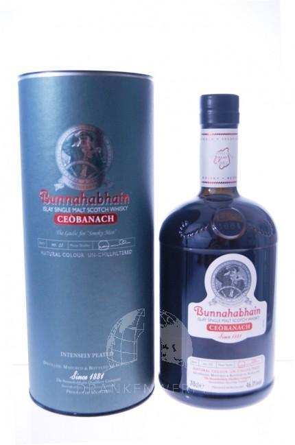 Bunnahabhain Ceobanagh Single Malt Whisky
