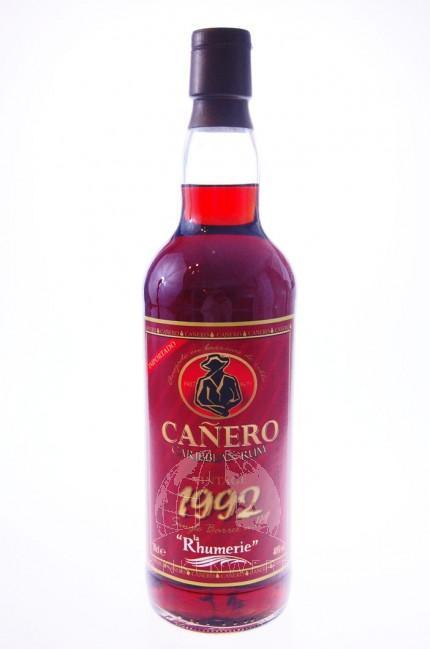 Canero 1992 Single Cask 132 Vintage Rum