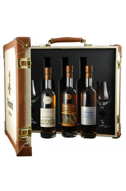 Delamain Cognac Ambassadeur Suitcase