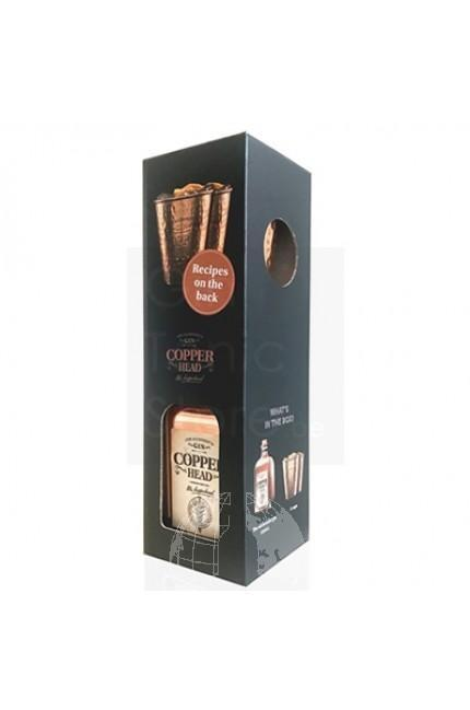 Copperhead Gin Mule Giftset