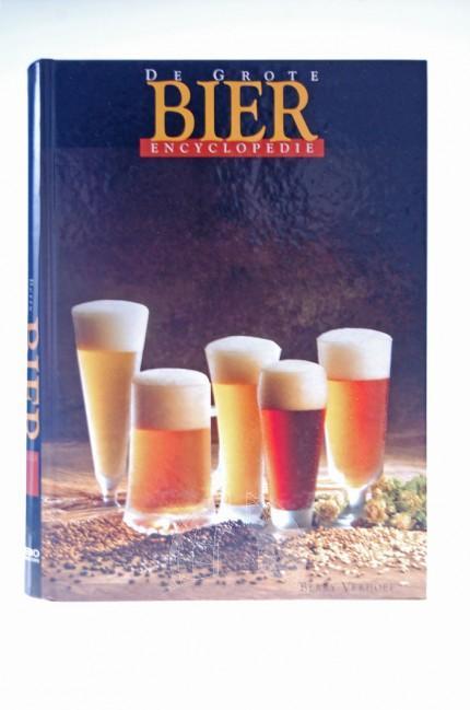 De Grote Bier Encyclopedie Boek