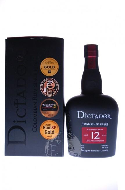 Dictador Rum 12 Years