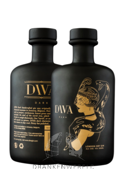 DIVA Dark Gin