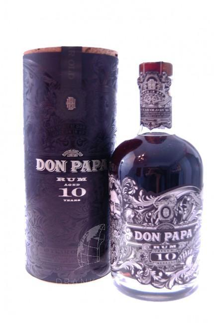 Don Papa Rum 10 Years