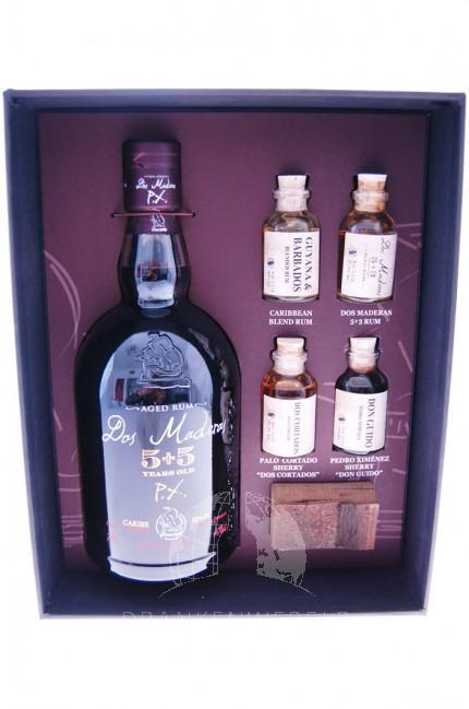 Dos Maderas Pedro Ximenez Rum Expierience
