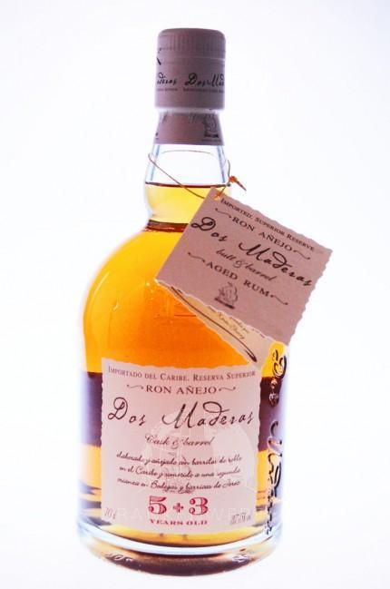 Ron Dos Maderas 5 + 3 Years Rum