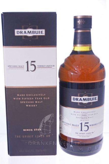 Drambuie 15 Years Whisky Likeur