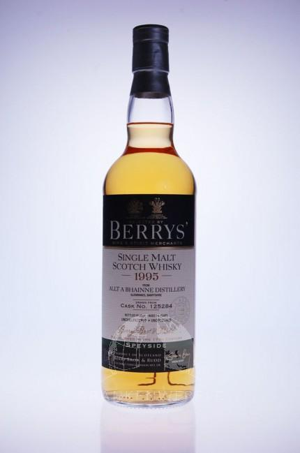 Allt-A-Bhainne 1995 Single Malt Whisky