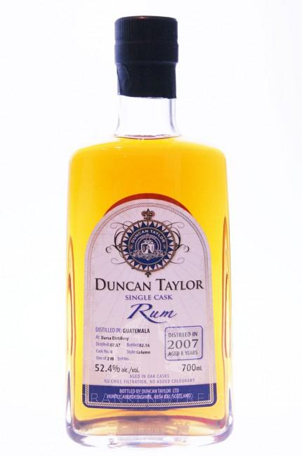 Darsa Distillery Guatemala Rum Single Cask