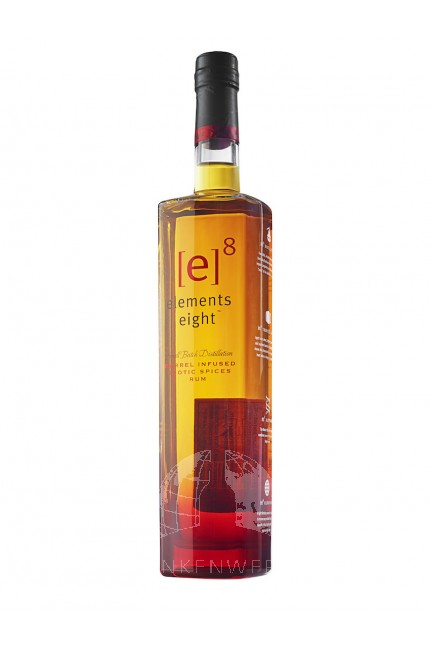 Elements Eight Barrel Infused Exotic Spices Rum