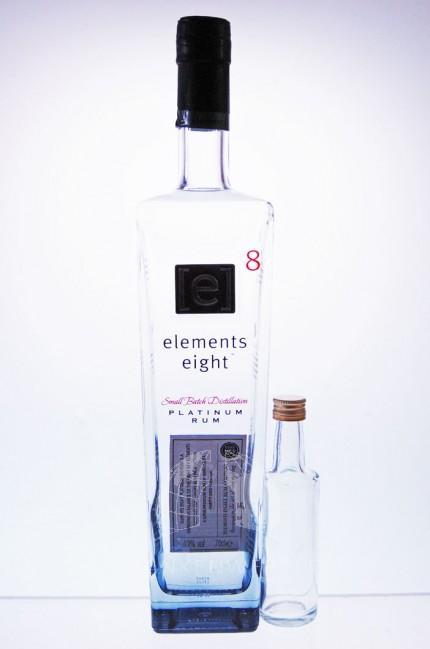 Elements Eight Platinum Rum