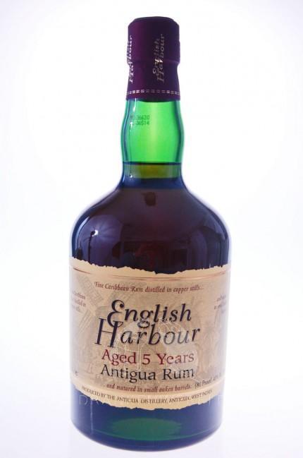 English Harbour Rum 5 Years