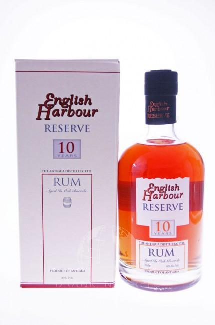 English Harbour Reserve Rum 10 Years