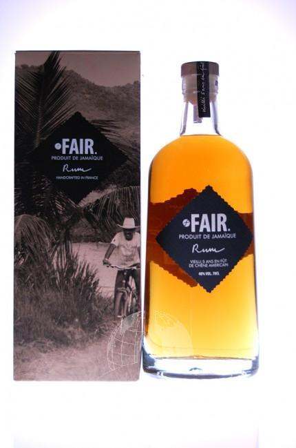 Fair Trade Rum Jamaica