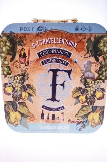 Ferdinand's Saar Gin Traveller's Box