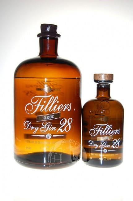 Filliers Dry Gin 28 Magnum