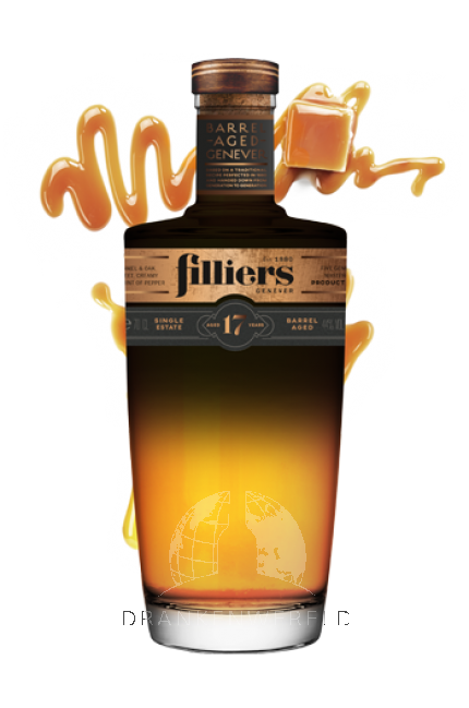 Filliers Jenever 17 Years Barrel Aged