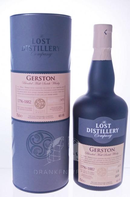 Lost Distillery's Gerston Blended Malt Scotch Whisky