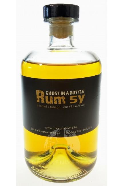 Ghost In A Bottle 5 Year Rum