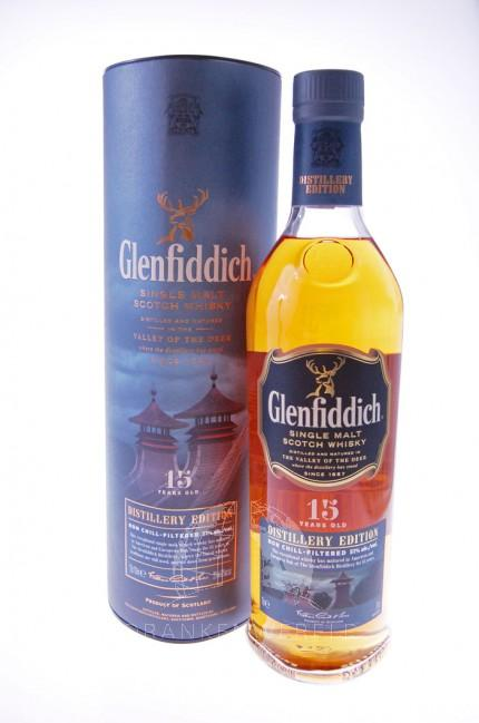 Glenfiddich 15 Years Distillery Edition Single Malt Whisky