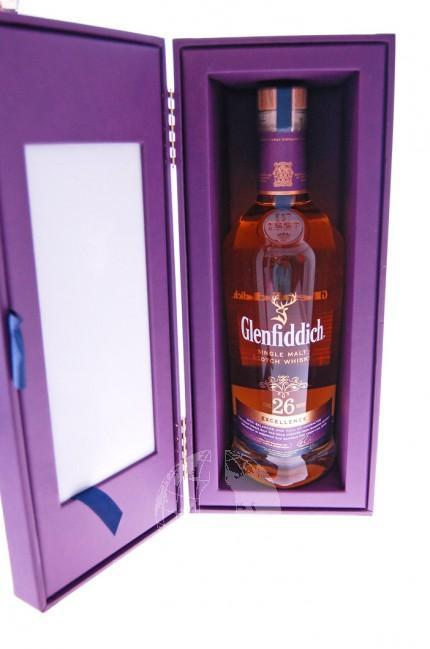 Glenfiddich 26 Years Single Malt Whisky
