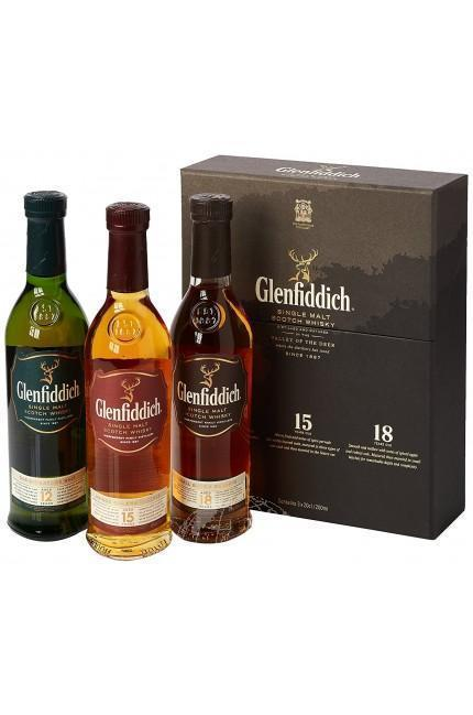 Glenfiddich Discovery GiftBox Single Malt Whisky