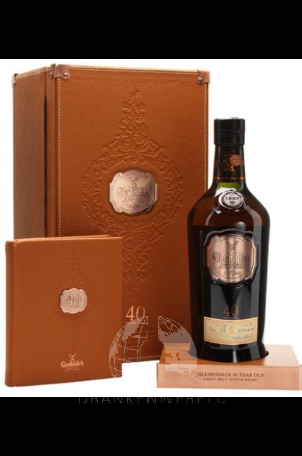 Glenfiddich 40 Year Single Malt Whisky