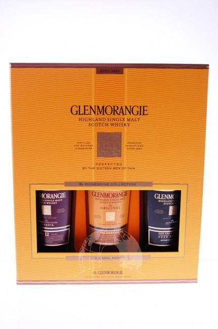 Glenmorangie Trio Collection Single Malt Whisky