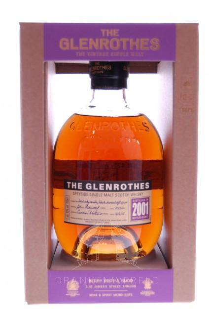Glenrothes 2001 Single Malt Whisky