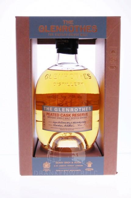 Glenrothes Peated Cask Single Malt Whisky