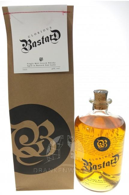 Glorious Bastard Whisky