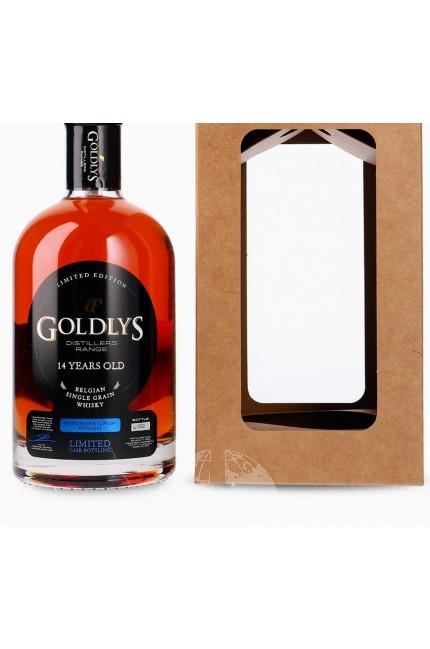 Goldlys Distillers Range Madeira Finish 14 Y Single Malt Whisky