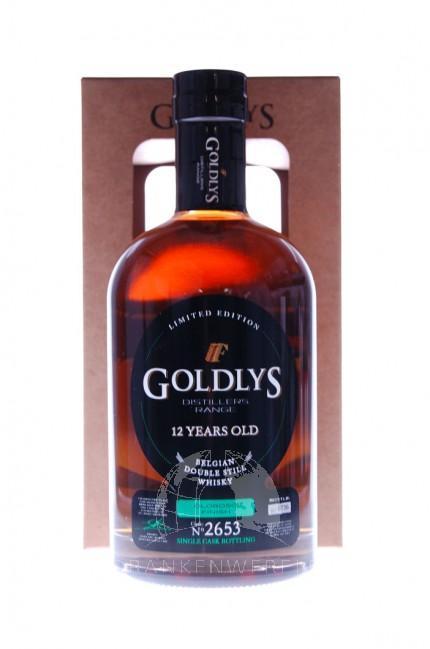 Goldlys Distillers Range Oloroso Finish 12 Y Single Malt Whisky